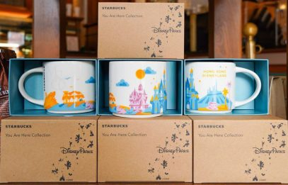 Starbucks You Are Here Disney Hong Kong Disneyland mug