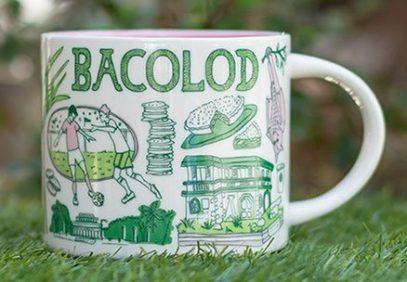 Starbucks Been There Bacolod mug