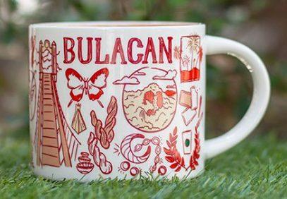 Starbucks Been There Bulacan mug
