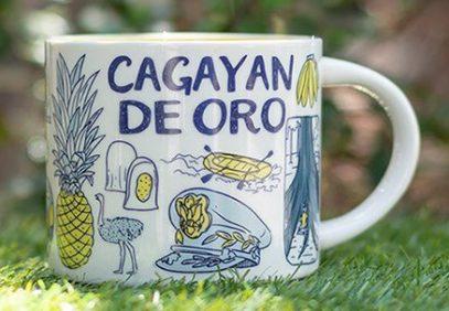 Starbucks Been There Cagayan de Oro mug