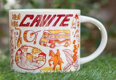 Starbucks Been There Cavite mug