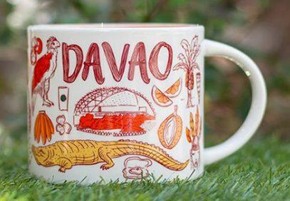 Starbucks Been There Davao mug