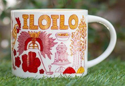 Starbucks Been There Iloilo mug