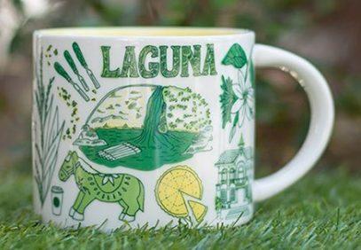 Starbucks Been There Laguna mug