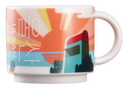 Starbucks Real Korea City Demi Ulsan mug