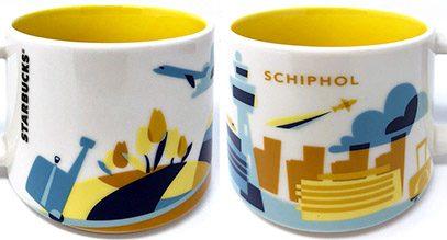 Starbucks YAH Schiphol is real mug