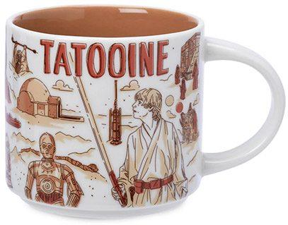 Starbucks Star Wars Been There Tatooine mug