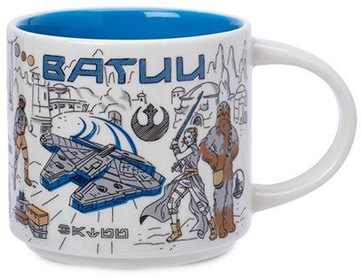 Starbucks Star Wars Been There Batuu mug