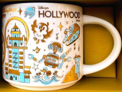 Starbucks Been There Disney Hollywood Studios 2 mug